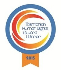 Tasmanian human rights award