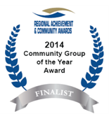 Community group finalist