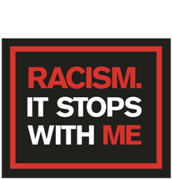 Racism stops with you