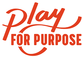 Play for Purpose logo