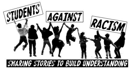 Students Against Racism logo