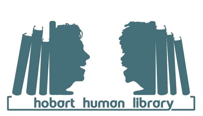 Hobart Human Library logo