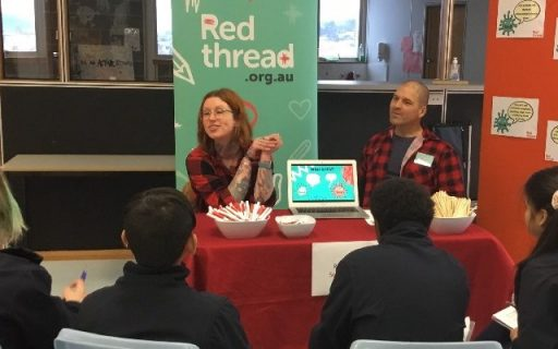 Photo of Red Thread